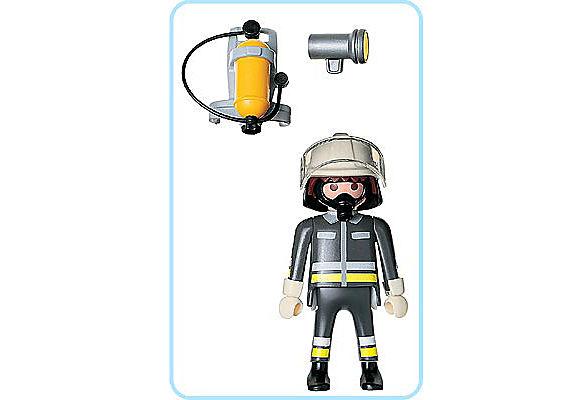 4608-A Feuerwehrmann detail image 2