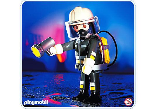 4608-A Feuerwehrmann detail image 1