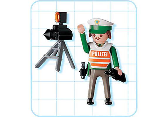 4609-A Policier/radar detail image 2