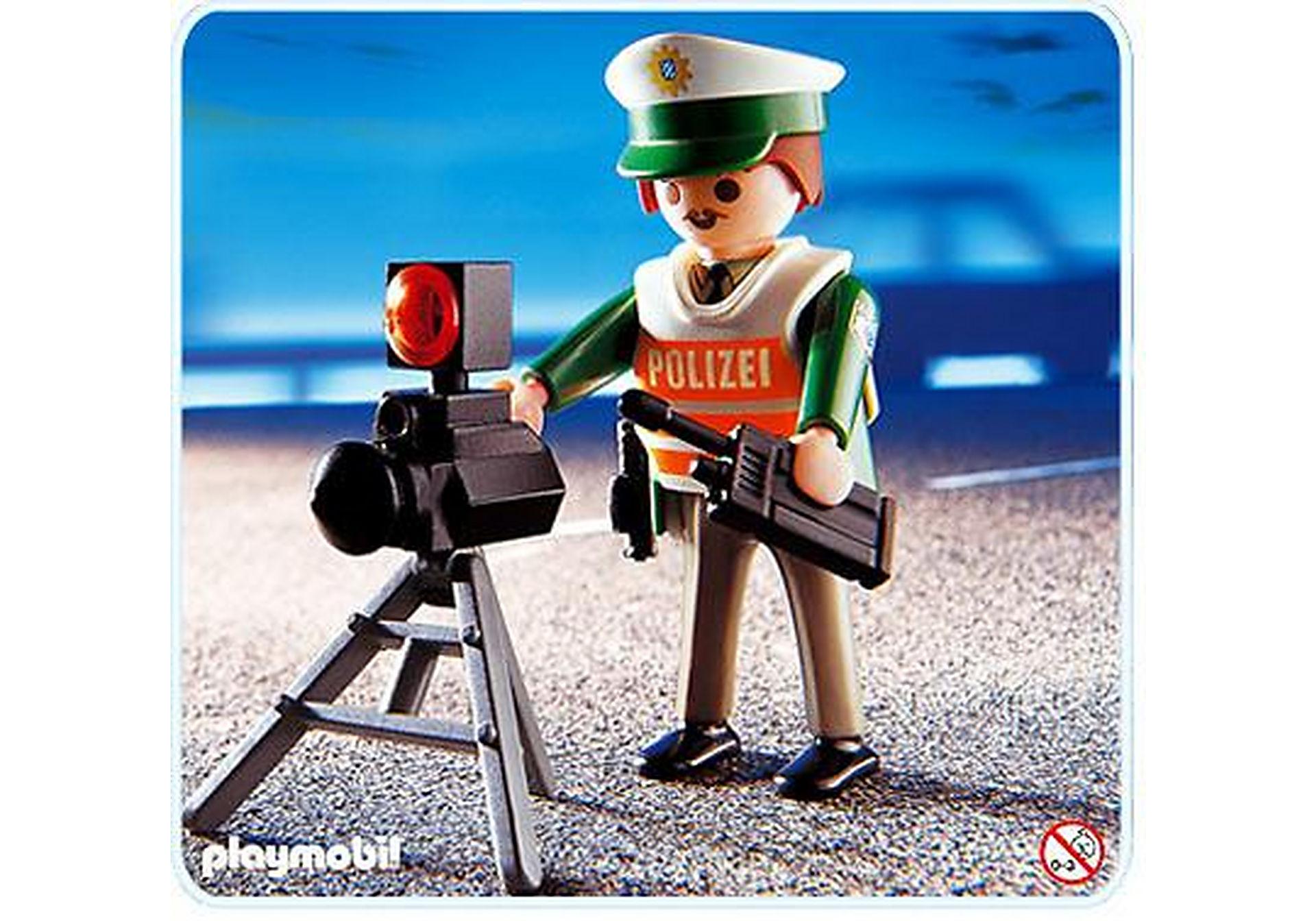 4609-A Policier/radar zoom image1