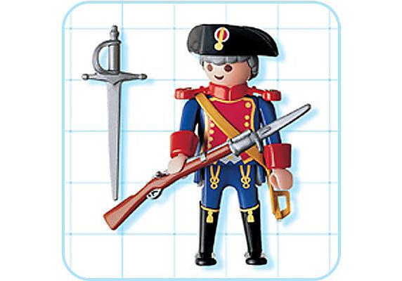 4611-A Soldat de la garde detail image 2