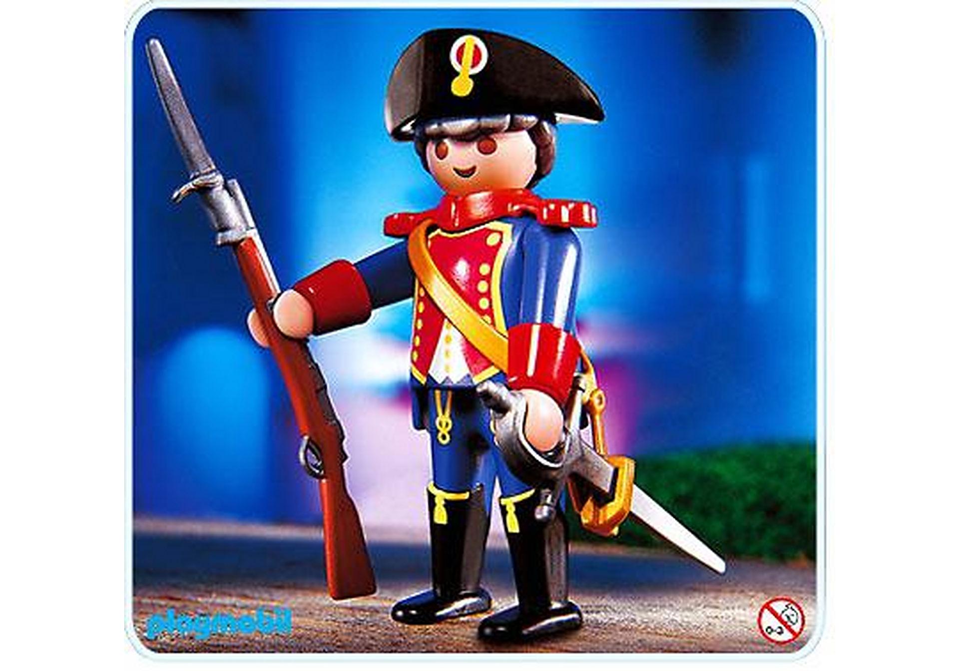 4611-A Soldat de la garde zoom image1