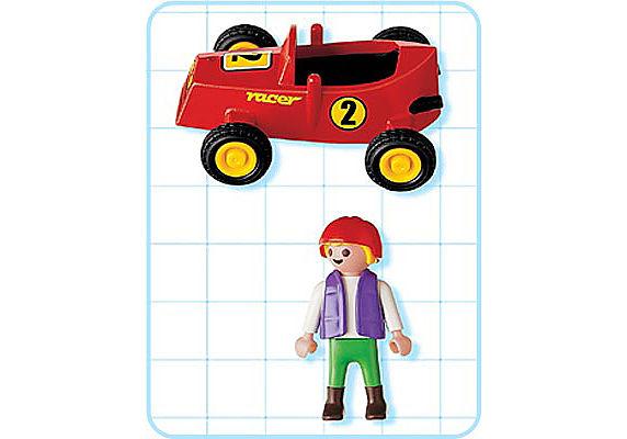 4612-A Enfant/voiture detail image 2