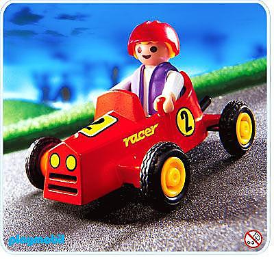 4612-A Enfant/voiture detail image 1