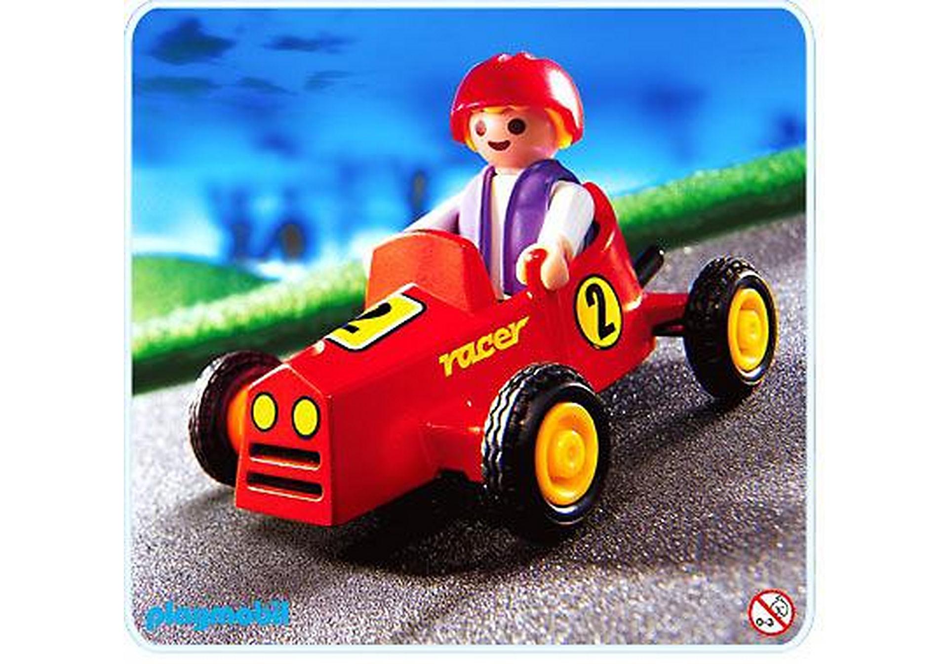 4612-A Enfant/voiture zoom image1