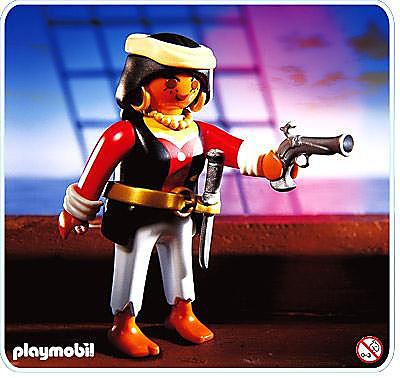 4614-A Princesse pirate detail image 1