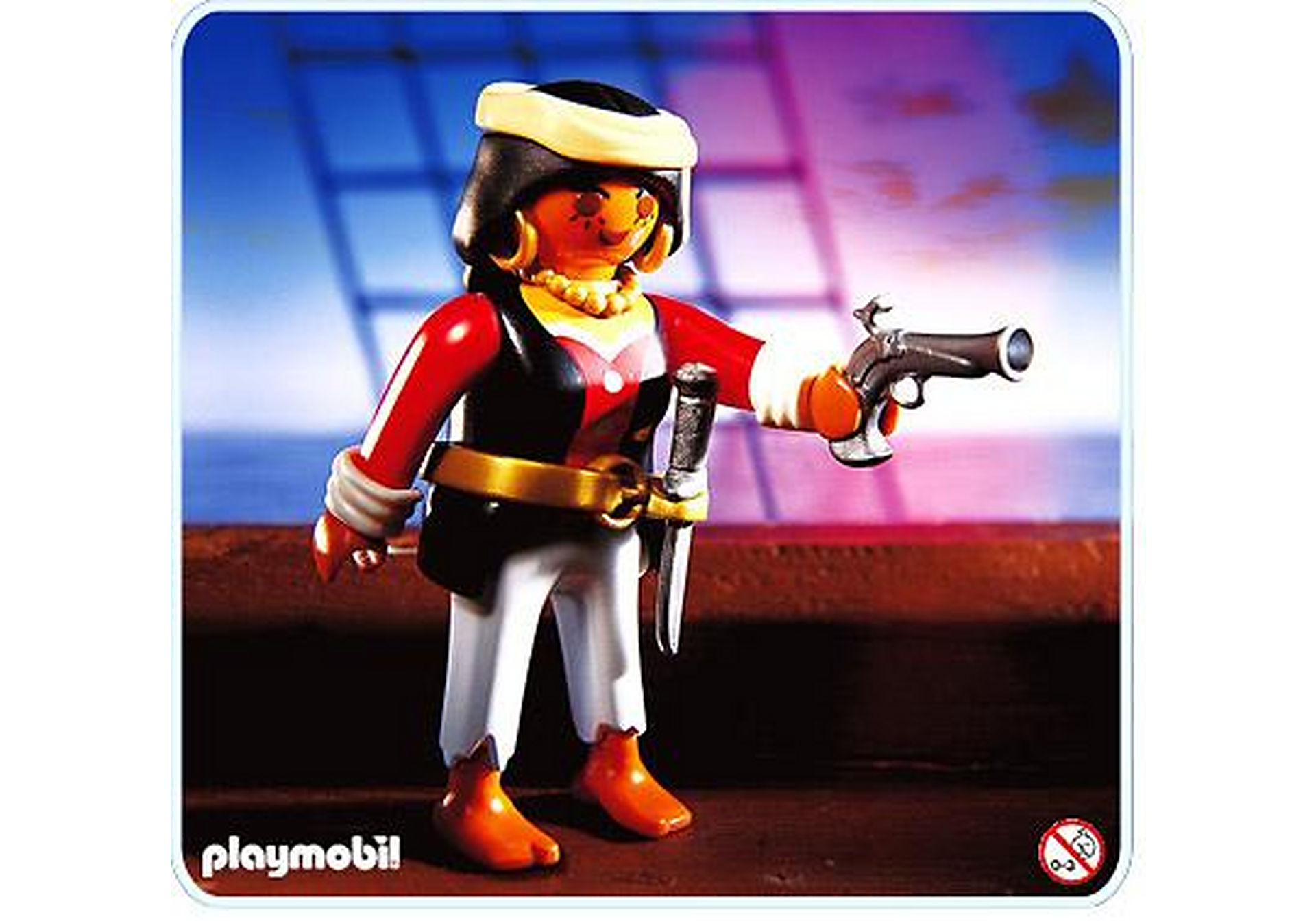 4614-A Princesse pirate zoom image1