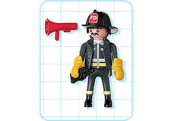 4621-A US-Firefighter detail image 2