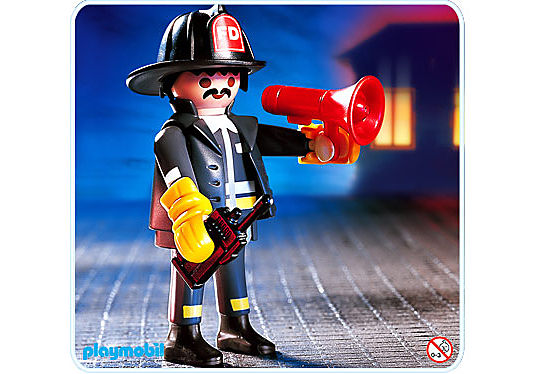 4621-A US-Firefighter detail image 1