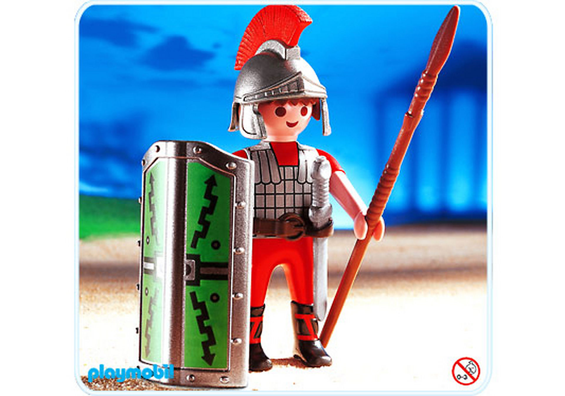 4632-A Légionnaire romain zoom image1