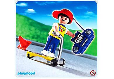 4636-A Kickboarder