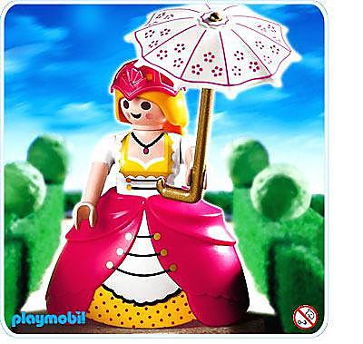 4639-A Dame de compagnie / ombrelle detail image 1