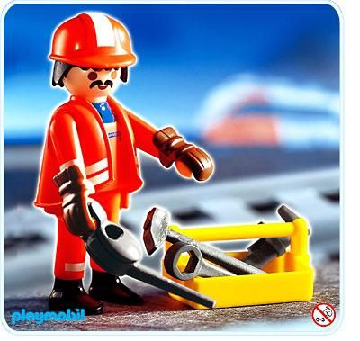 Outils playmobil ref 16