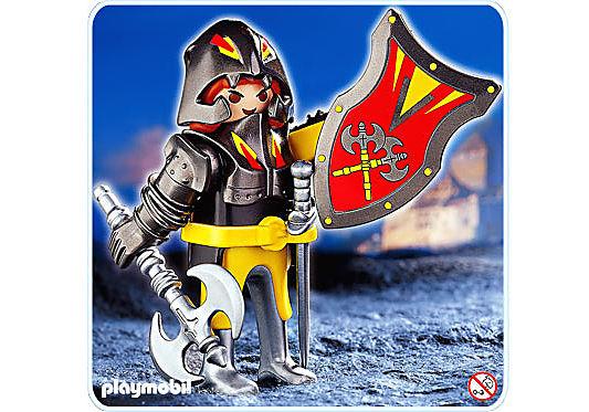 4646-A Chevalier / hache de guerre detail image 1