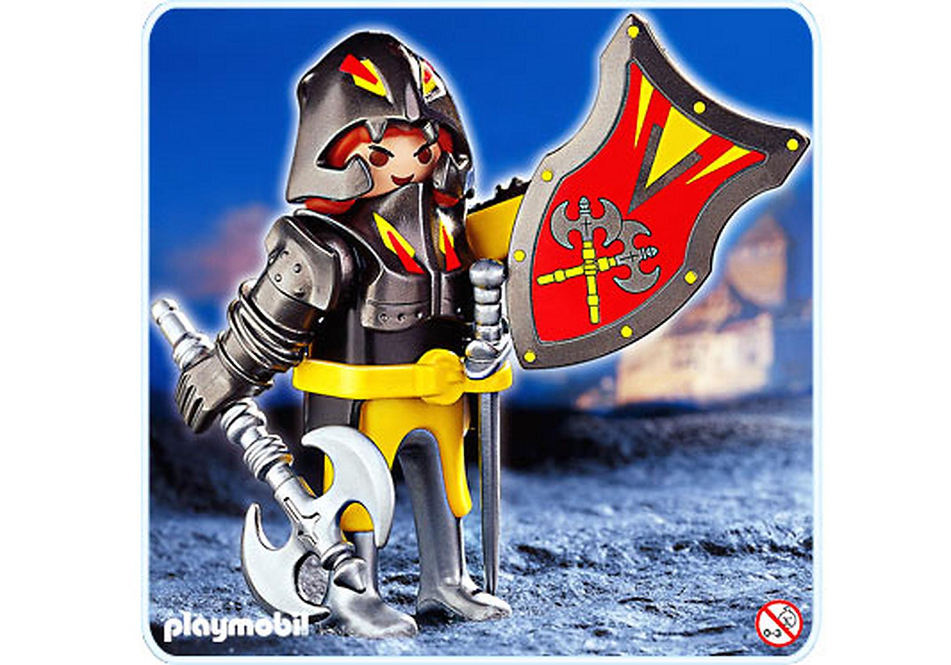 4646-A Chevalier / hache de guerre zoom image1