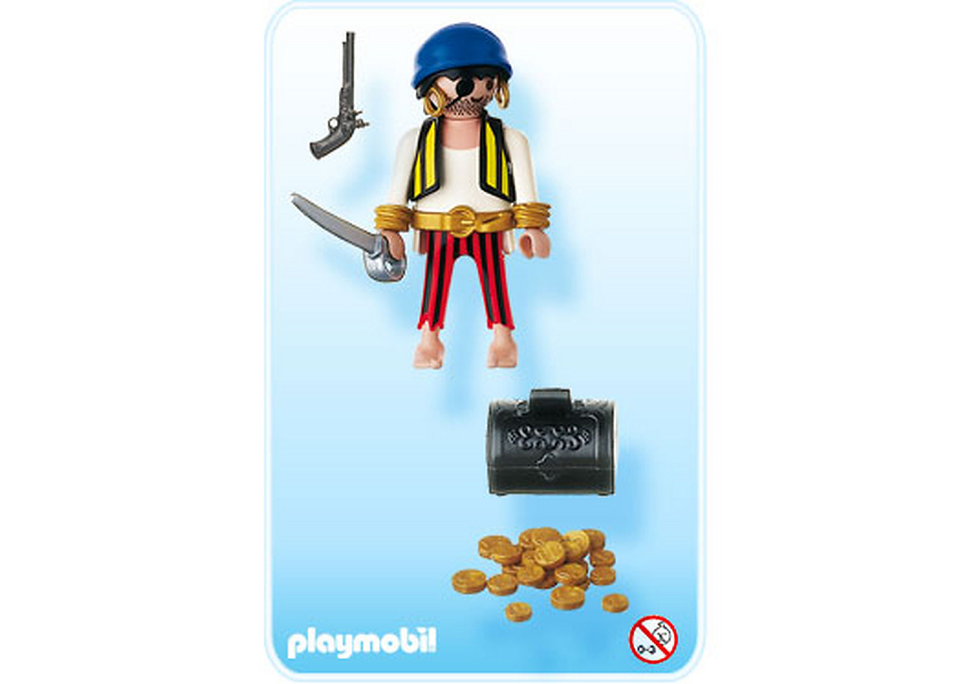 4662-A Pirat Einauge zoom image2