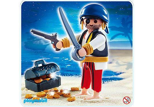 4662-A Pirat Einauge detail image 1