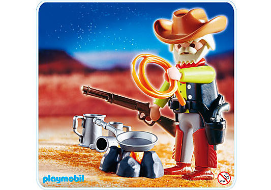 4665-A Cowboy detail image 1
