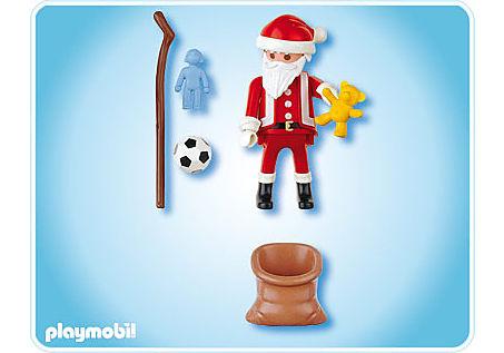 4679-A Père Noël detail image 2