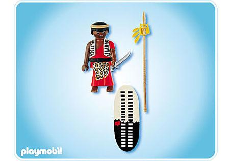 4685-A Massai-Krieger detail image 2