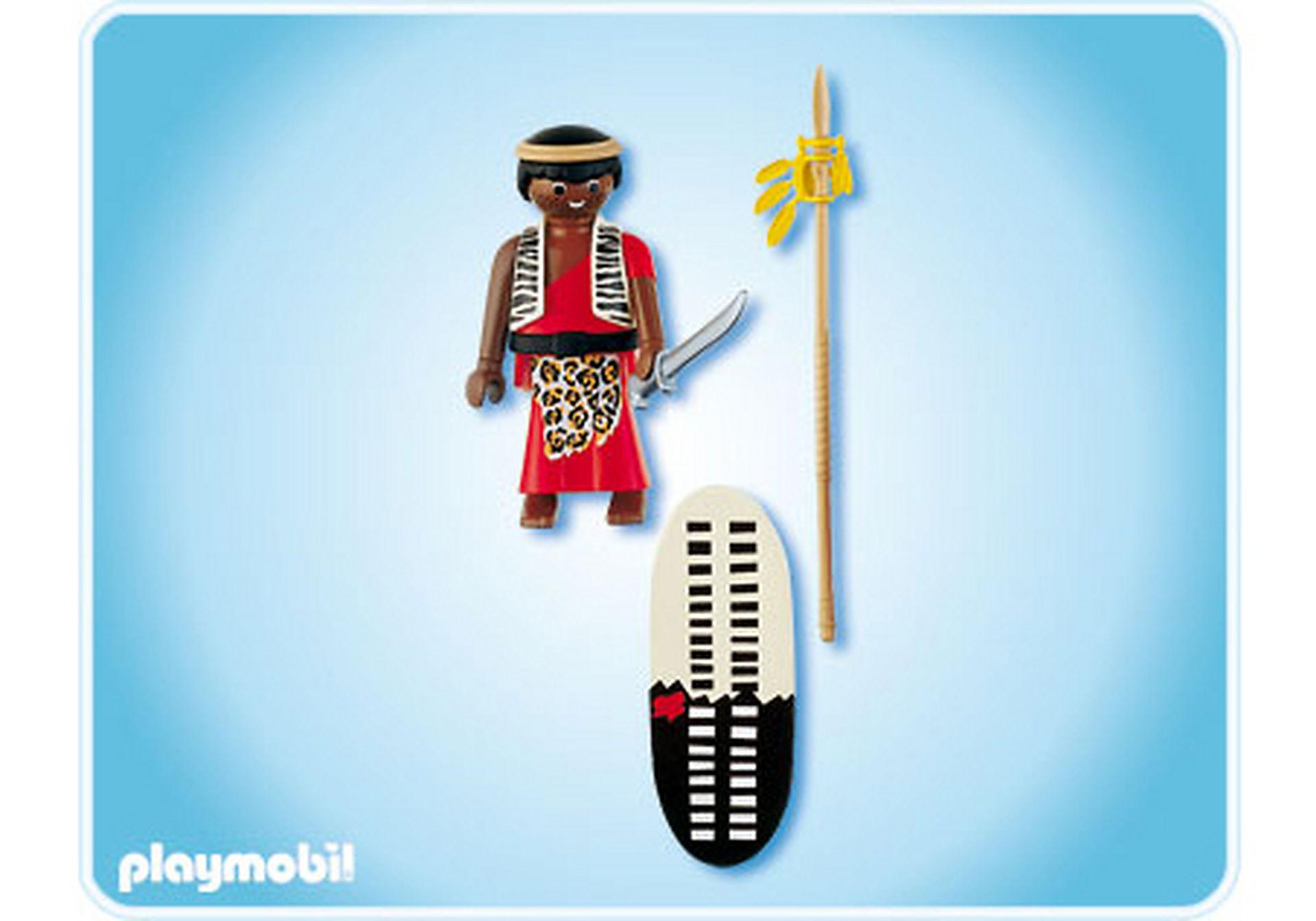 4685-A Massai-Krieger zoom image2