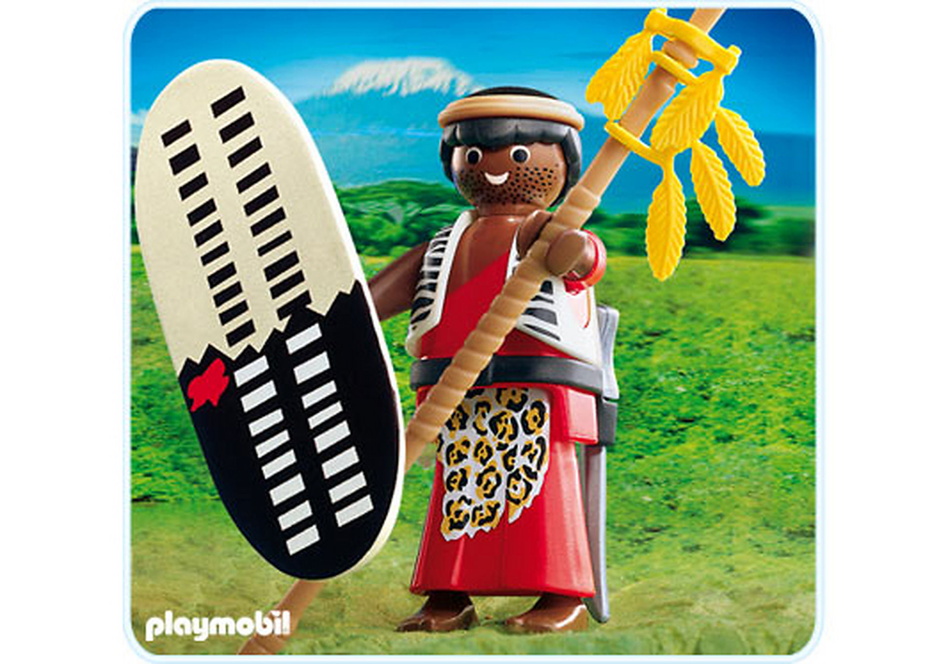 4685-A Massai-Krieger zoom image1