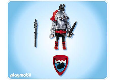4689-A Chevalier du Cygne noir detail image 2