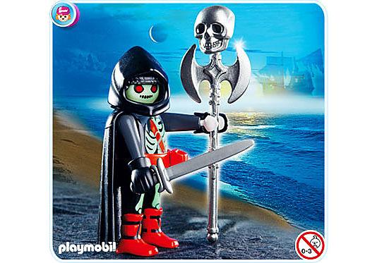4694-A Fantôme à capuche detail image 1
