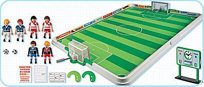 4700-A Fußballstadion detail image 2