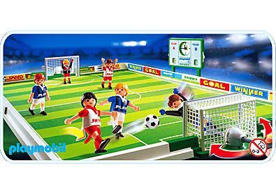 4700-A Fußballstadion detail image 1