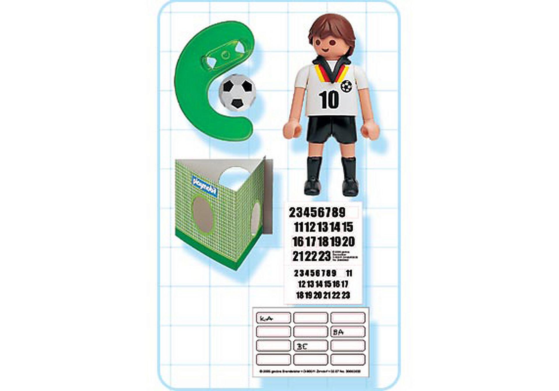 4708-A Fußballspieler Deutschland zoom image2