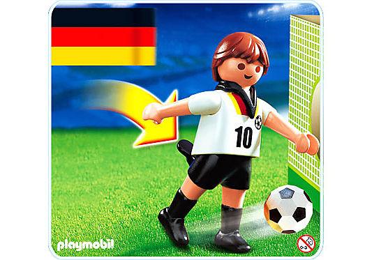 4708-A Fußballspieler Deutschland detail image 1