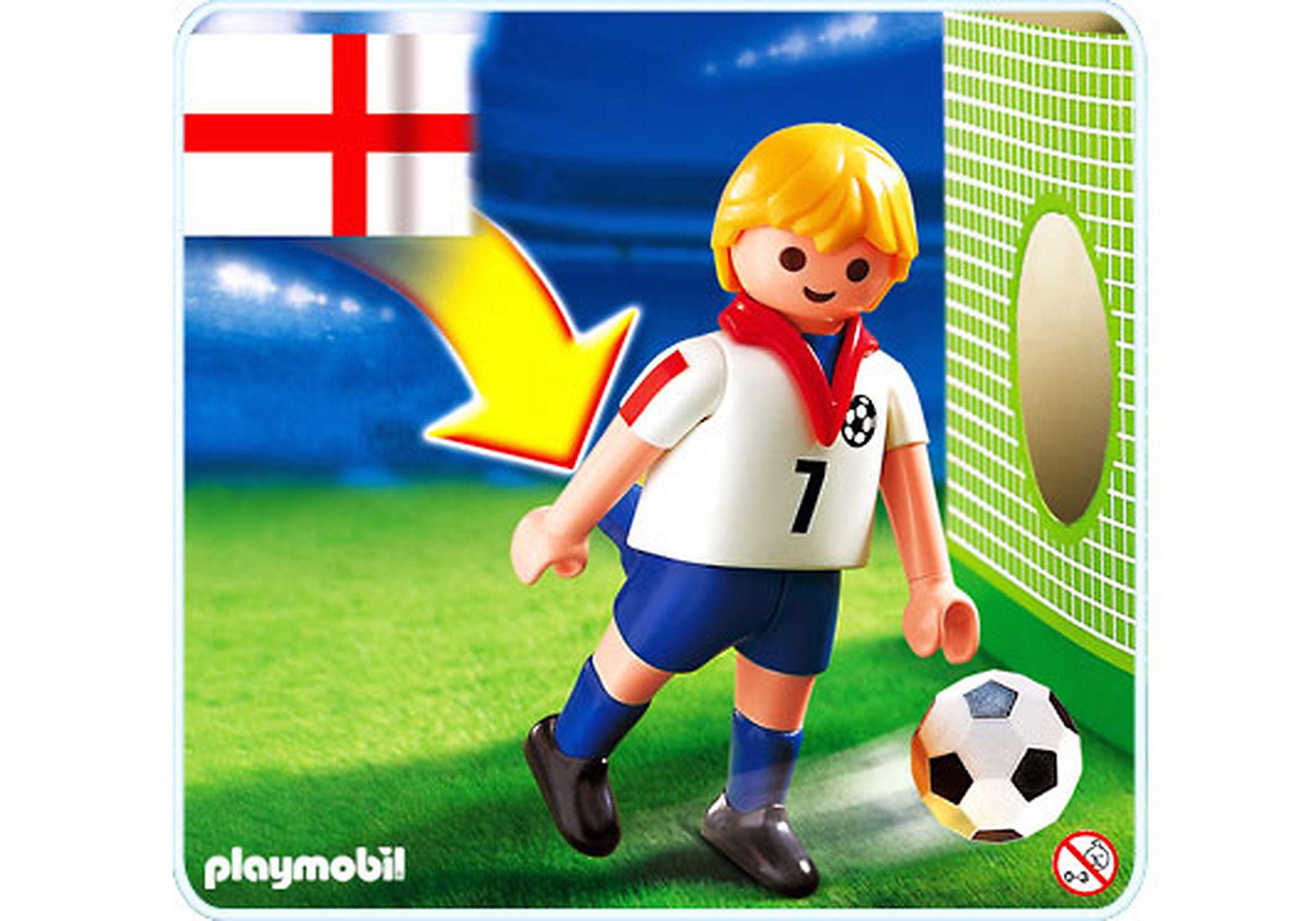 4709-A Fußballspieler England zoom image1