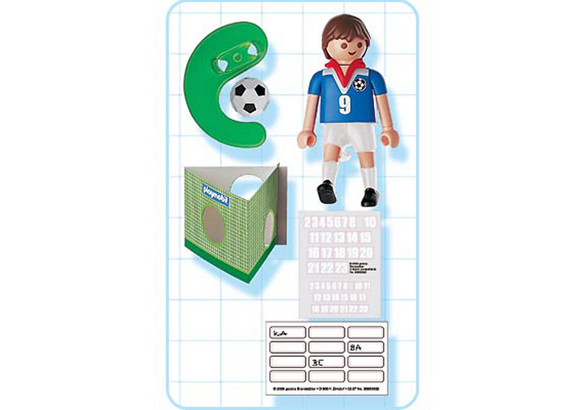 4710-A Fußballspieler Frankreich zoom image2