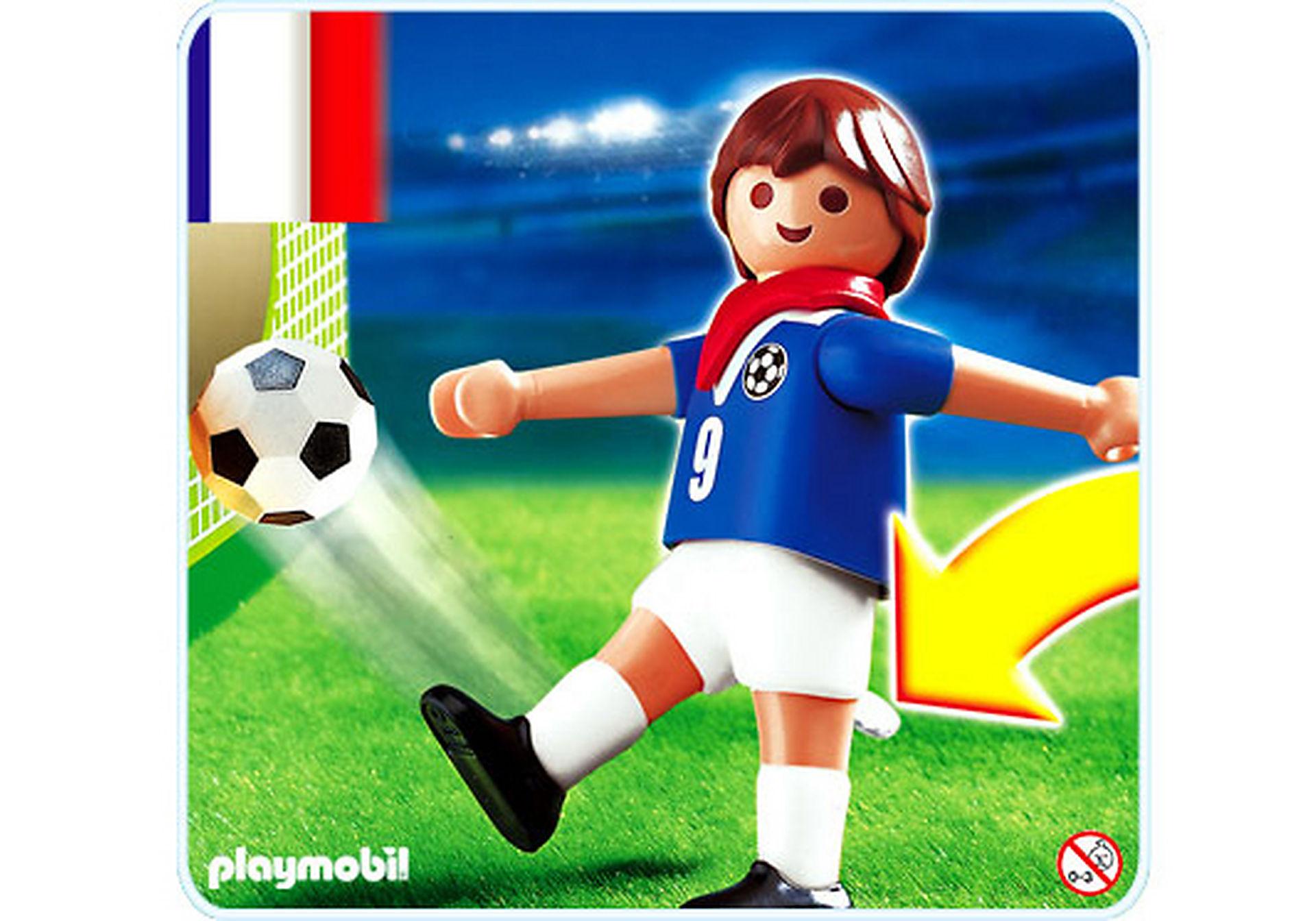 4710-A Fußballspieler Frankreich zoom image1