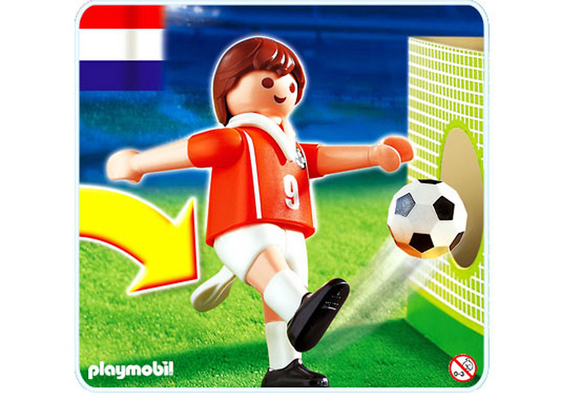 4713-A Fußballspieler Niederlande zoom image1