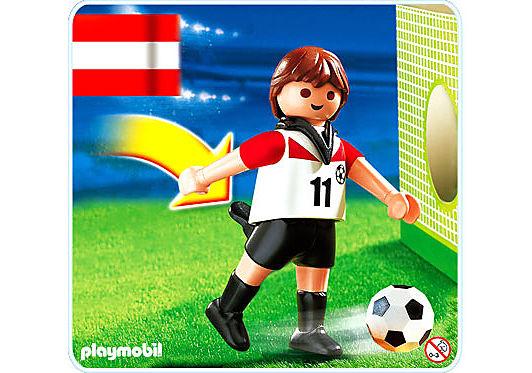 4714-A Joueur de football d`Autriche detail image 1