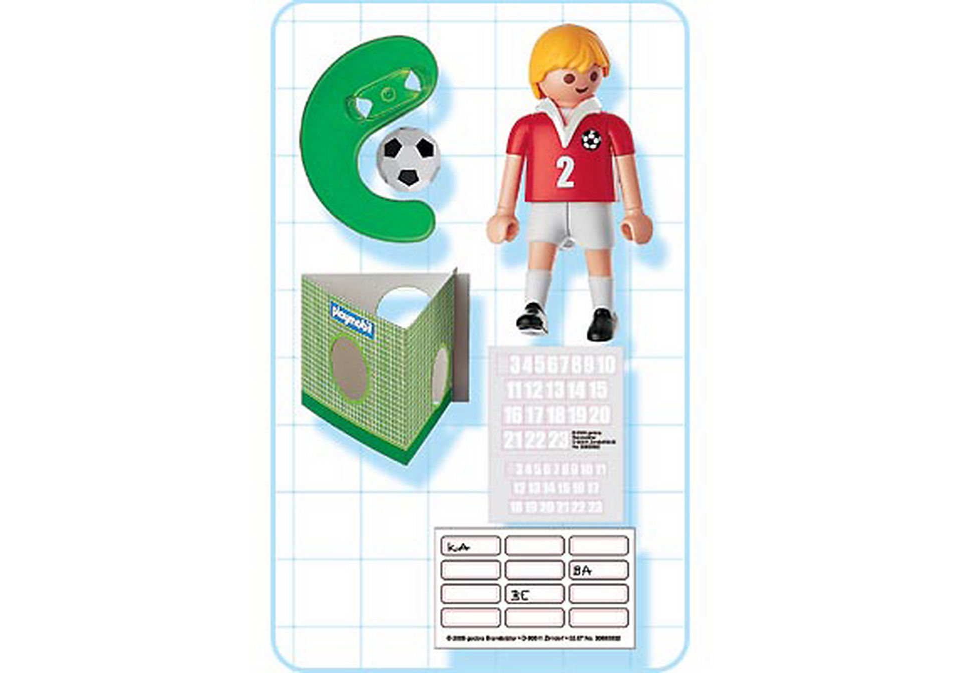 4715-A Fußballspieler Schweiz zoom image2