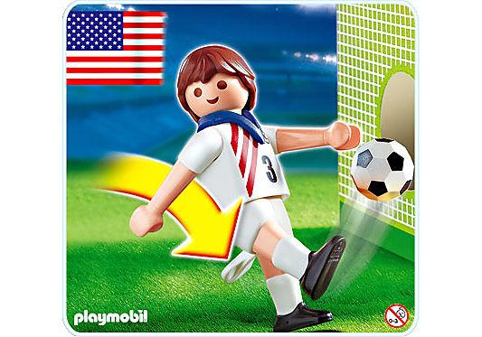 4716-A Fußballspieler USA detail image 1