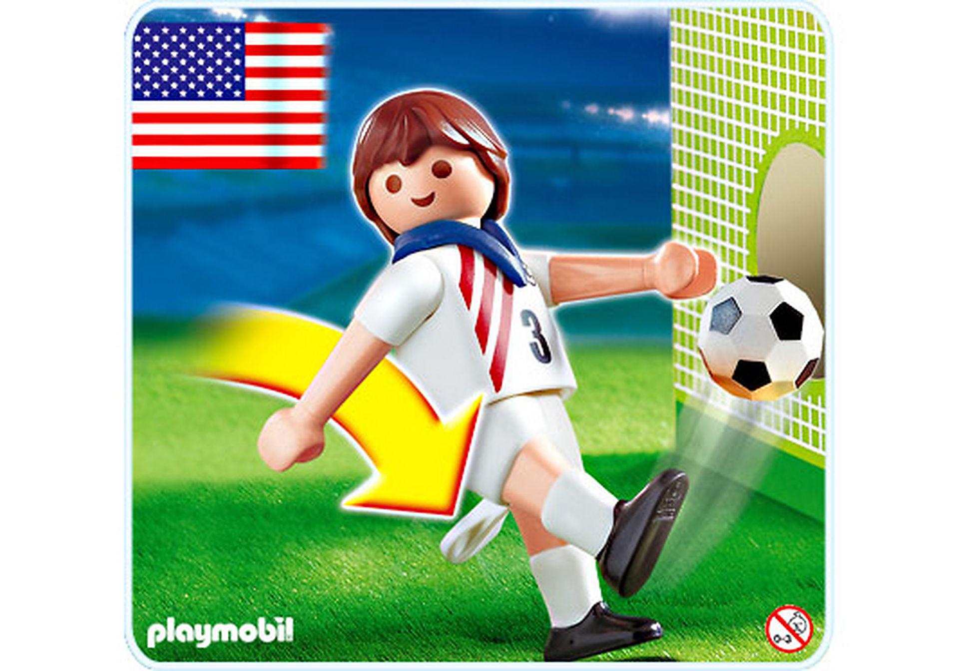 4716-A Fußballspieler USA zoom image1