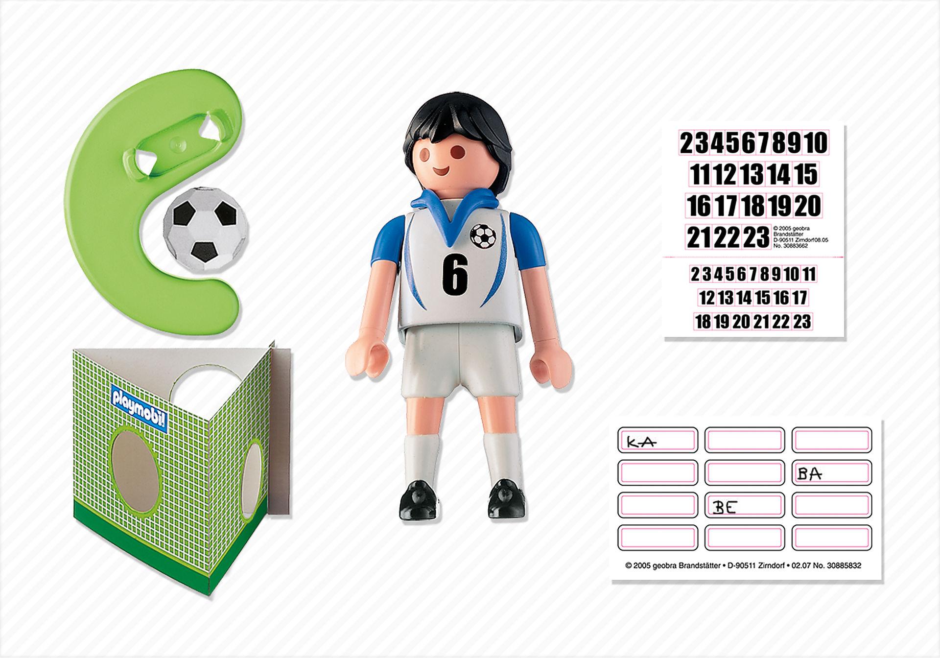 4718-A Fußballspieler Griechenland zoom image2