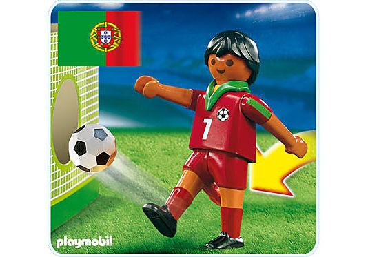 4720-A Fußballspieler Portugal detail image 1