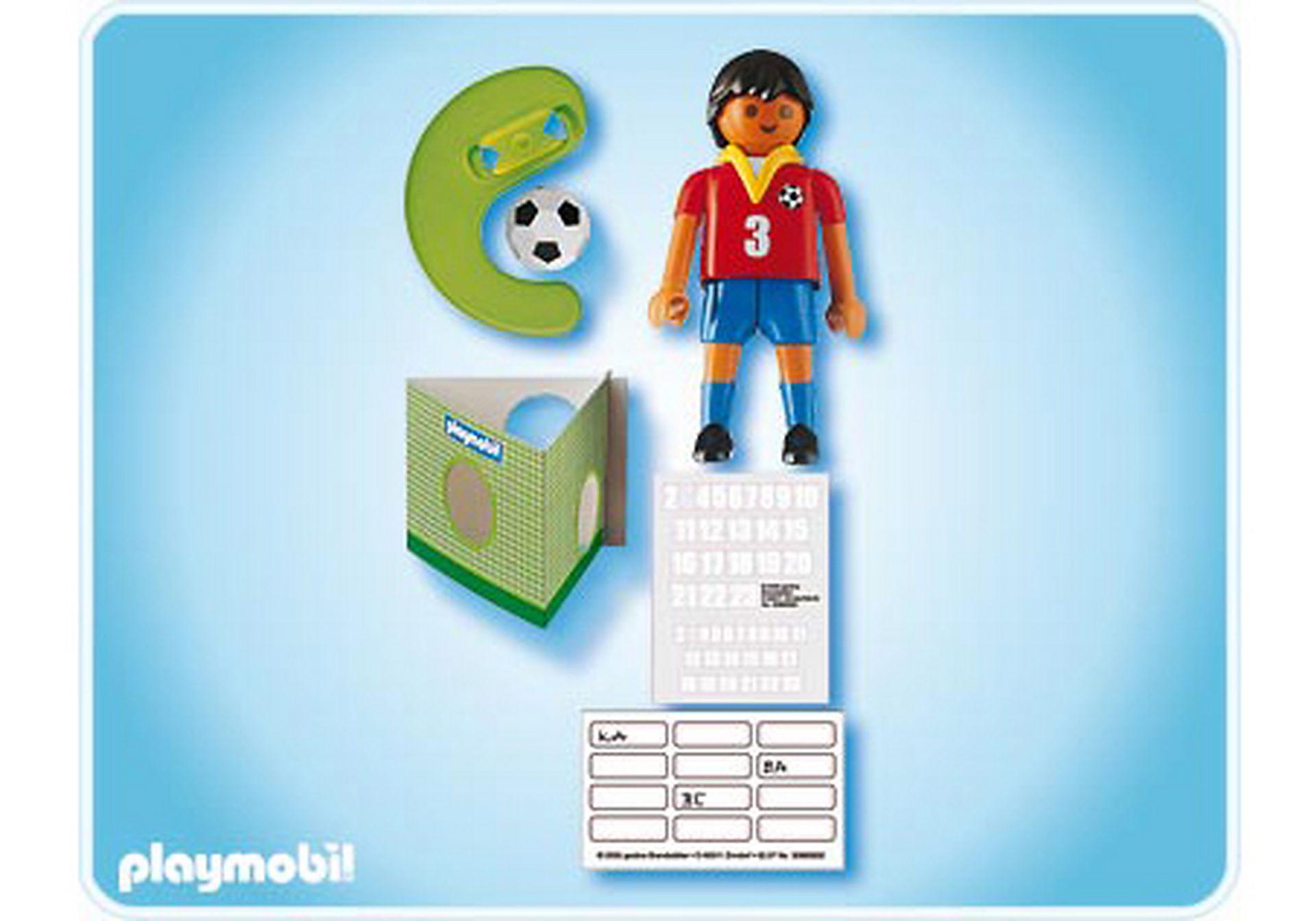 4721-A Fußballspieler Spanien zoom image2