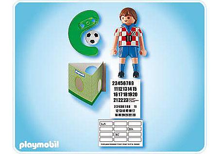 4723-A Fußballspieler Kroatien detail image 2