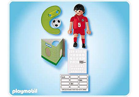 4724-A Fußballspieler Türkei detail image 2