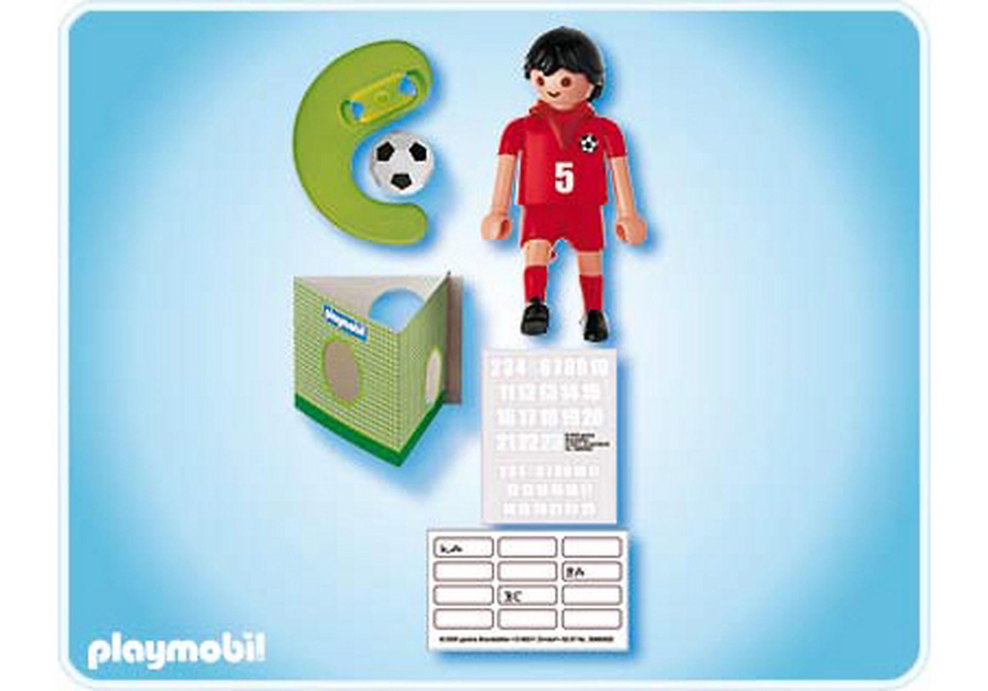 4724-A Joueur de football Turc zoom image2