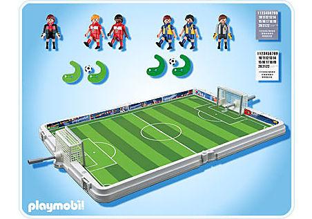 4725-A Große Fußball-Arena im Klappkoffer detail image 2