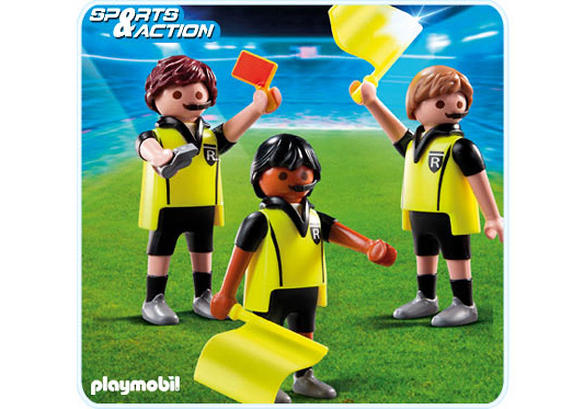 4728-A Schiedsrichter mit Assistenten zoom image1