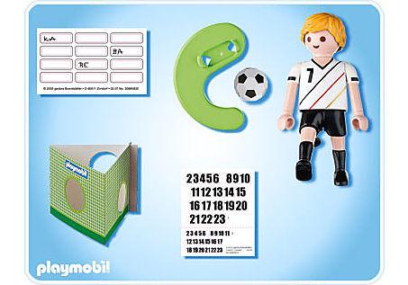 4729-A Fußballspieler Deutschland detail image 2