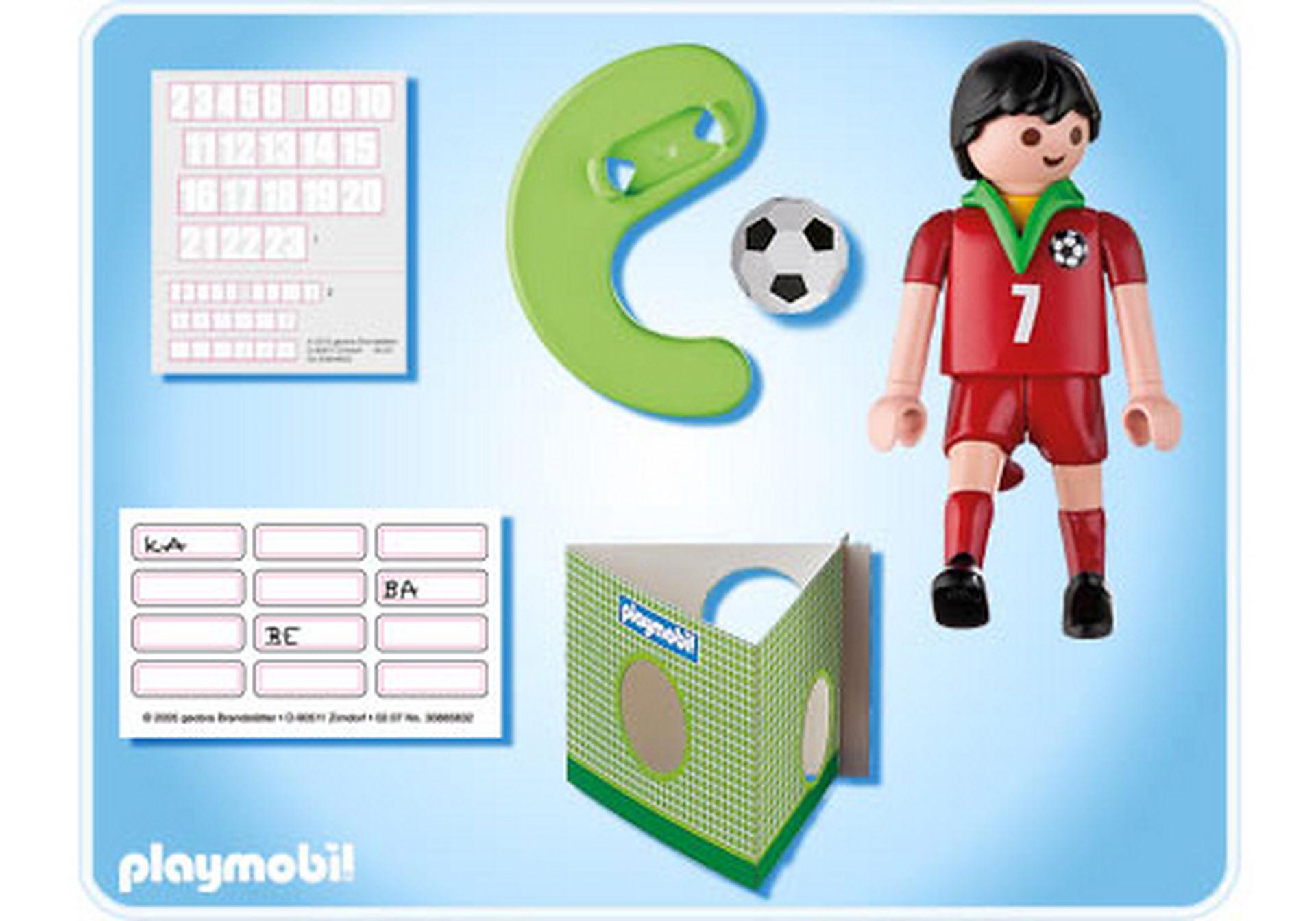 4734-A Fußballspieler Portugal zoom image2